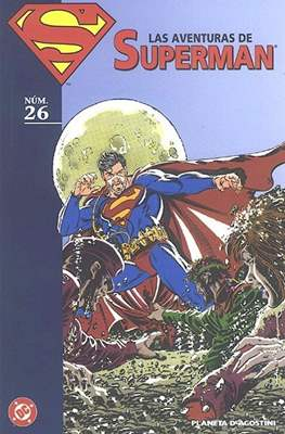 Las aventuras de Superman (2006-2007) #26