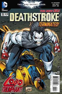 Deathstroke (2011-2013) (Comic Book) #11