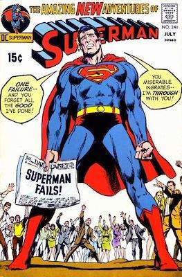 Superman Vol. 1 / Adventures of Superman Vol. 1 (1939-2011) (Comic Book) #240
