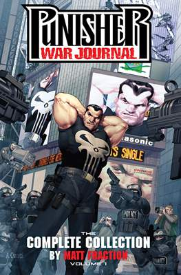 Punisher War Journal by Matt Fraction: The Complete Collection (Softcover) #1