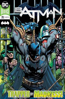 Batman Vol. 3 (2016-) (Comic-book) #70
