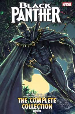 Black Panther The Complete Collection (Softcover) #3