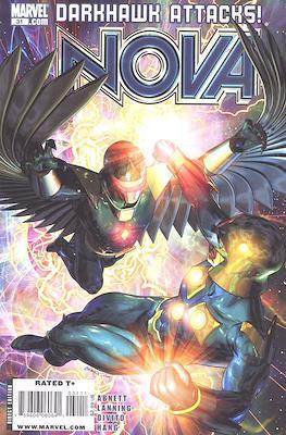 Nova Vol. 4 (Comic-Book) #31