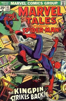 Marvel Tales (Comic Book) #65