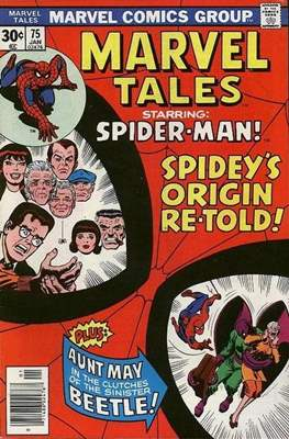 Marvel Tales (Comic Book) #75