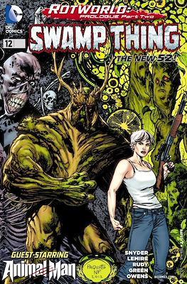 Swamp Thing vol. 5 (2011-2015) #12