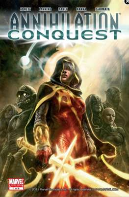 Annihilation: Conquest (II) #1