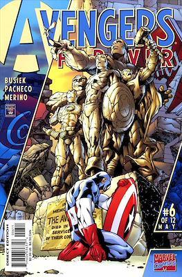 Avengers Forever (Comic Book) #6