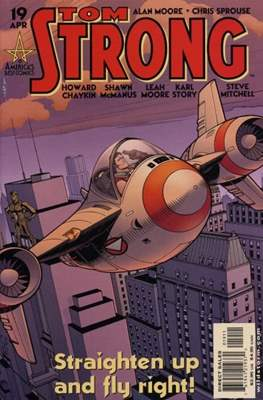 Tom Strong (Comic Book) #19