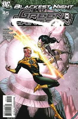 Green Lantern Vol. 4 (2005-2011) (Comic book) #45