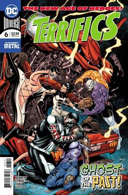 The Terrifics (2018) (Comic Book) #6
