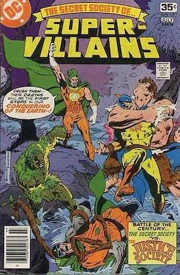 Secret Society of Super-Villains (Comic Book. 1976) #15
