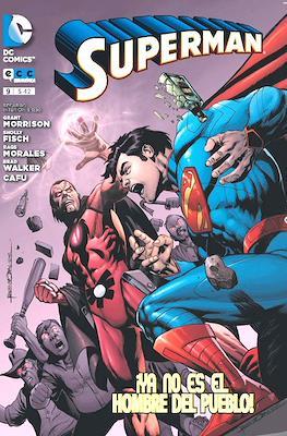Superman: Nuevo Universo DC #9