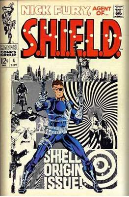 Nick Fury, Agent of S.H.I.E.L.D. (Comic Book) #4