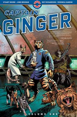 Captain Ginger: Survival Instinct
