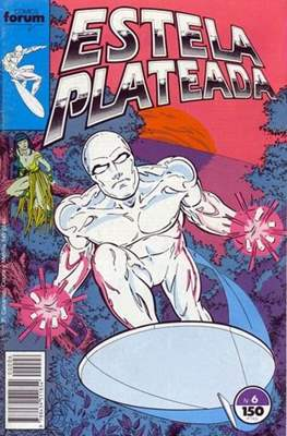 Estela Plateada Vol. 1 / Marvel Two-In-One: Estela Plateada & Quasar (1989-1991) (Grapa 32-64 pp) #6
