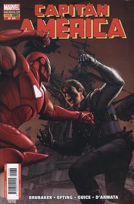Capitán América Vol. 7 (2005-2011) (Grapa) #34