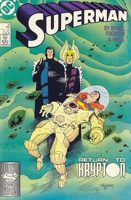Superman Vol. 2 (1987-2006) (Comic Book) #18