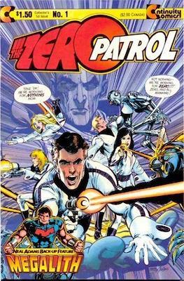 The Zero Patrol (Comic Book) #1