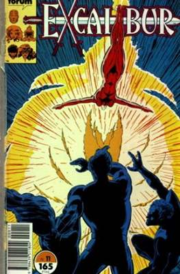 Excalibur Vol. 1 (1989-1995) (Grapa) #11