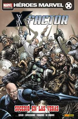 X-Factor Vol. 2 / Nuevo X-Factor Vol. 1 (2011-2016) (Rústica 144 pp) #1