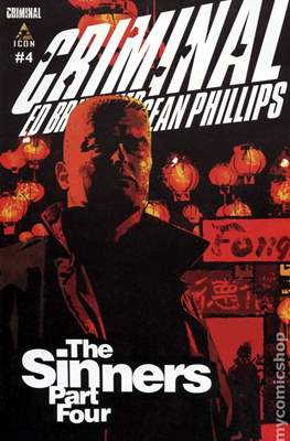 Criminal The Sinners (2009) (Comic book 40 pags) #4
