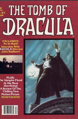 The Tomb of Dracula Vol. 2 (1979-1980) (Magazine) #2