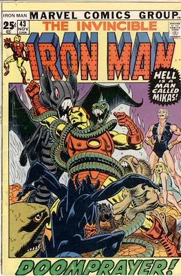 Iron Man Vol. 1 (1968-1996) (Comic book) #43
