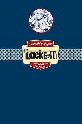 Gabriel Rodriguez' Locke & Key Artist's Edition Covers Portfolio