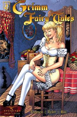Grimm Fairy Tales (Comic Book) #9