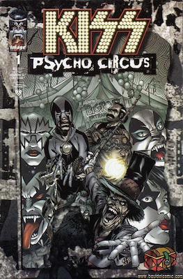 Kiss - Psycho Circus (Grapa) #1