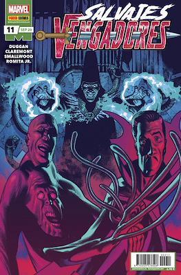 Salvajes Vengadores (2019-) #11
