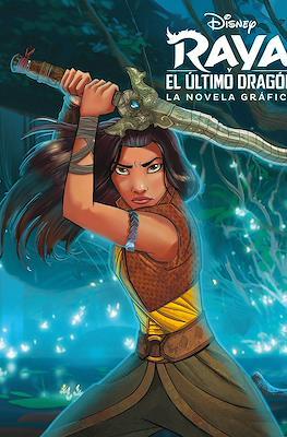 Raya y el último dragón. La novela gráfica (Cartoné 48 pp)