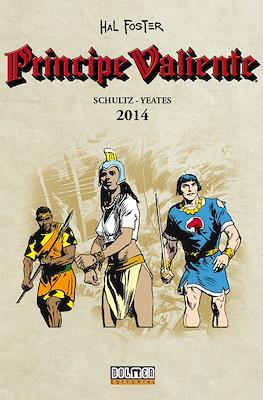 Príncipe Valiente (Cartoné 64-72 pp) #3
