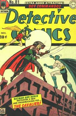 Detective Comics Vol. 1 (1937-2011; 2016-) (Comic Book) #81