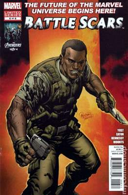Battle Scars (Comic books 32 pags) #6