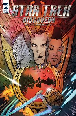 Star Trek: Discovery - Succession (Comic Book) #4
