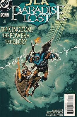 JLA Paradise Lost (Comic Book) #3