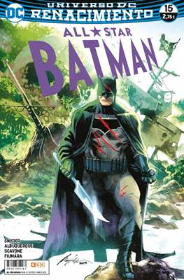 All-Star Batman. Renacimiento (Grapa) #15