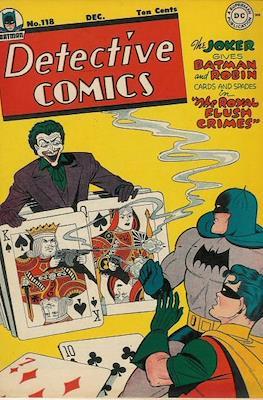 Detective Comics Vol. 1 (1937-2011; 2016-) (Comic Book) #118