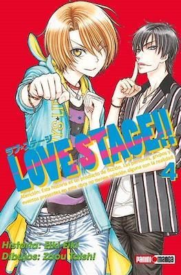 Love Stage!! (Rústica) #4