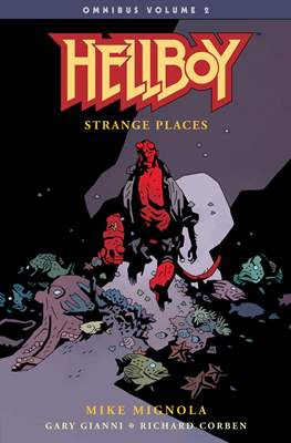 Hellboy Omnibus (Softcover) #2