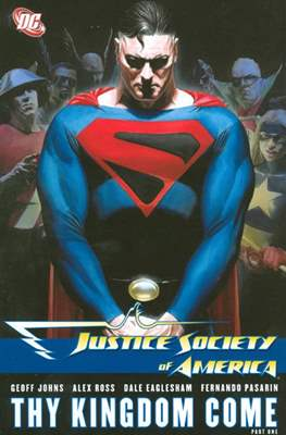 Justice Society of America (2007) (Softcover) #2