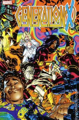 Generation X Classic (Softcover 288-248 pp) #2