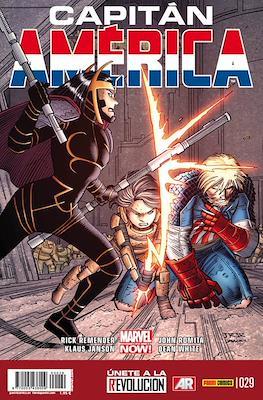 Capitán América Vol. 8 (2011-) (Grapa) #29