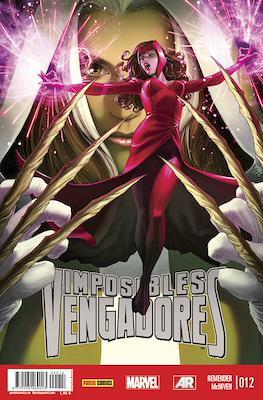 Imposibles Vengadores (2013-2018) (Grapa) #12