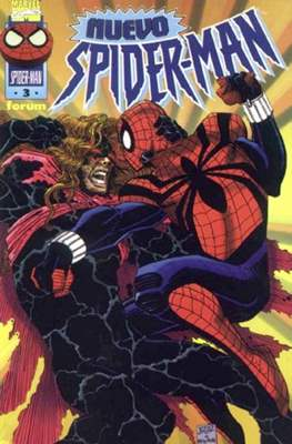Spiderman Vol. 3 Nuevo Spiderman (1996-1997) (Rústica 96-128 pp) #3