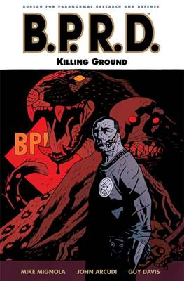 B.P.R.D (Softcover) #8