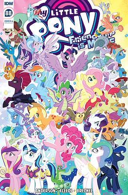 My Little Pony: Friendship Is Magic (Comic-Book) #88