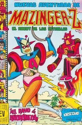 Nuevas aventuras de Mazinger-Z, el robot de las estrellas (Grapa) #12